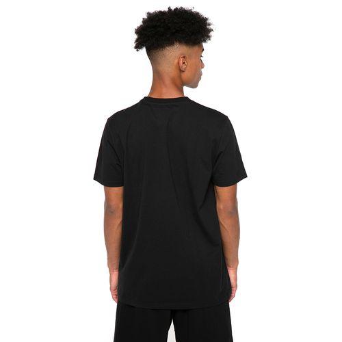 Polera Big Logo Full Print Umbro Hombre Negro