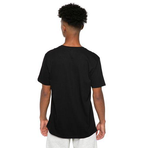 Polera Basic Umbro Hombre Negro