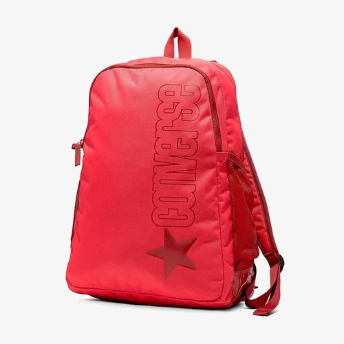 Bolso Wordmark Speed 3 Backpack Rosado Converse