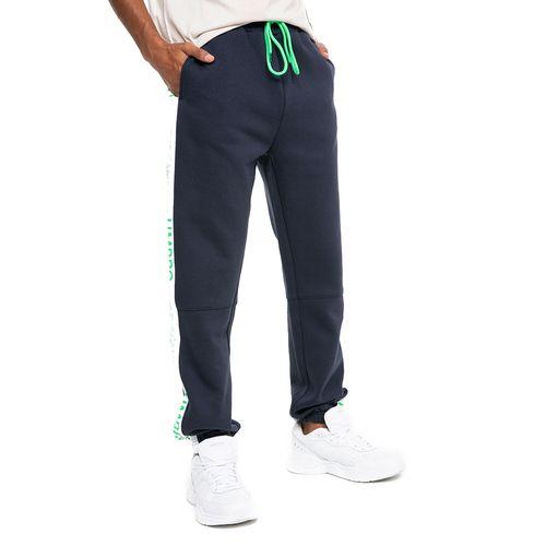 Pantalón Graphic Tape Jogger Umbro Hombre Azul