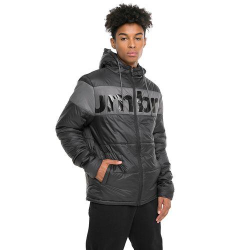 Parka Padded Jacket Umbro Hombre Negro