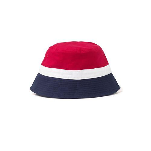 Gorro Bucket FILA Rojo/Marino/Blanco