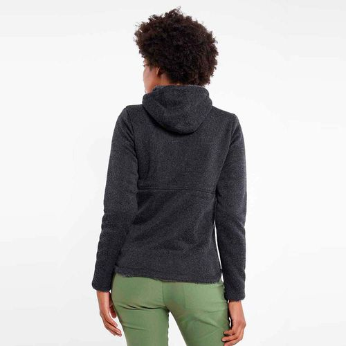 Polar Reversible Hi-Tec Mujer Negro