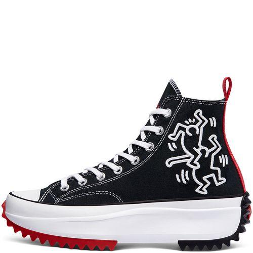 Zapatilla Keith Haring Run Star Hike Converse