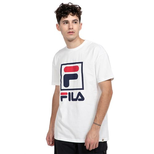 Polera Stack New FILA Hombre Blanco