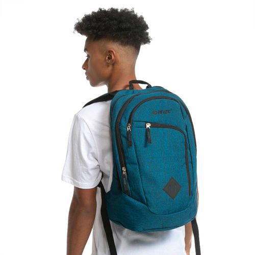 Mochila Commute Backpack Azul Hi-Tec