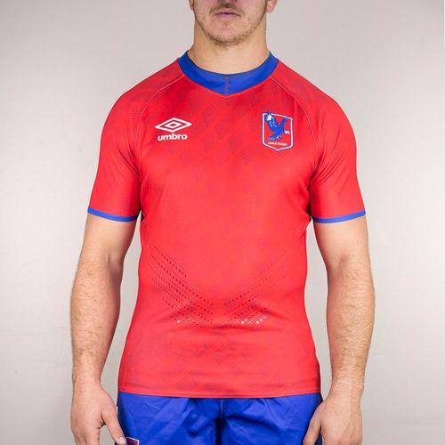 Camiseta Profesional De Juego Local Selección De Chile Rugby