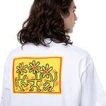 Polera-Converse-x-Keith-Haring